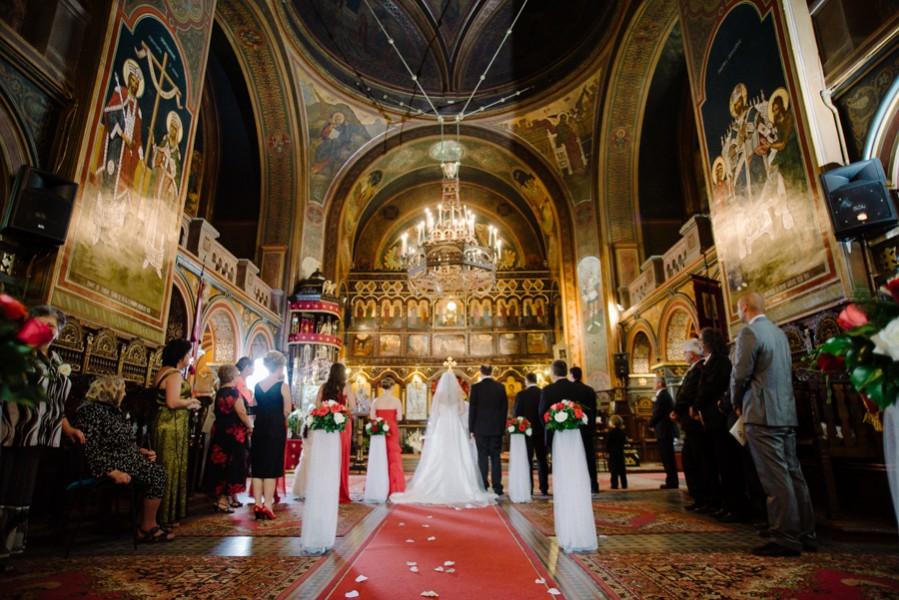 Cristina & Bob 's Romanian Wedding