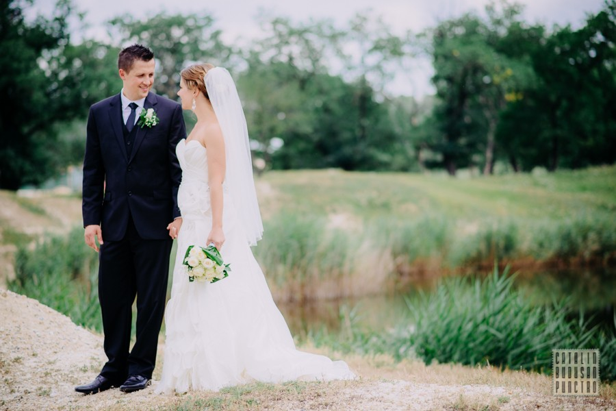 Lindsey & Vasi 's Romanian Wedding